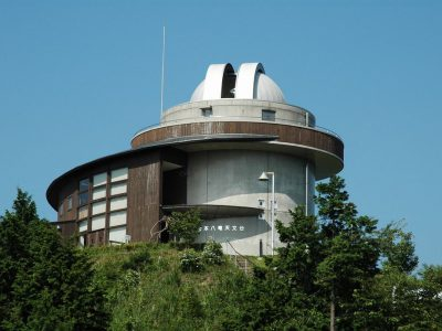 八竜天文台へ行ってきました!(千丁町地域部会)