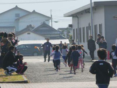 平成最後の新春マラソン大会開催しました!