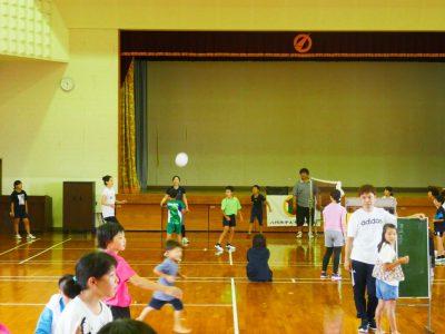 【市子連行事】ビーチボールバレー大会開催